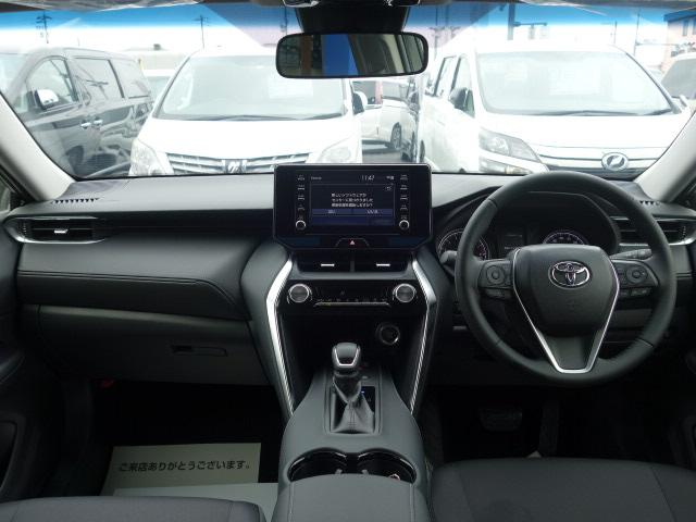 S 新車未登録 8型ディスプレイオーディオ セーフティセンス 衝突軽減 レーダークルーズコントロール クリアランスソナー スマートキー 純正AW Bluetoothオーディオ(2枚目)