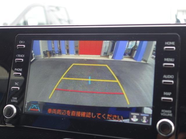S 新車未登録 8型ディスプレイオーディオ セーフティセンス 衝突軽減 レーダークルーズコントロール クリアランスソナー スマートキー 純正AW Bluetoothオーディオ(4枚目)