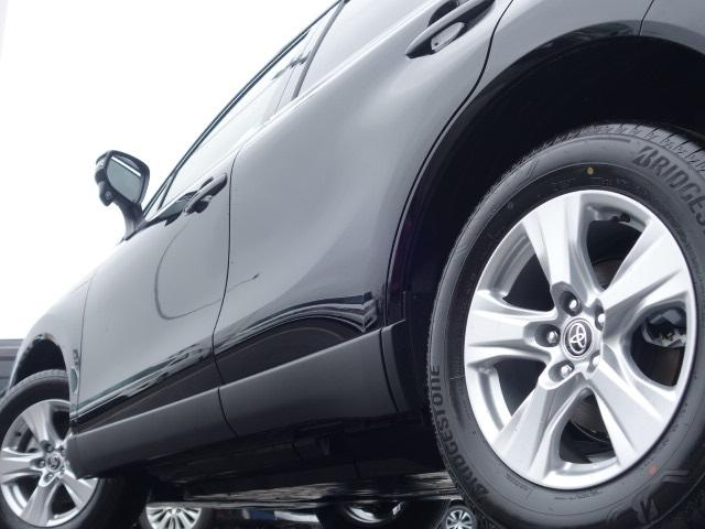 S 新車未登録 8型ディスプレイオーディオ セーフティセンス 衝突軽減 レーダークルーズコントロール クリアランスソナー スマートキー 純正AW Bluetoothオーディオ(19枚目)