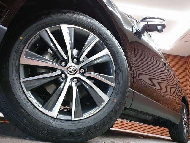 G 新車未登録 ディスプレイオーディオ バックモニター セーフティS レーダークルーズ 衝突軽減 スマートキー ハーフレザーシート 電動リアゲート Bluetoothオーディオ 電動シート 純正AW(19枚目)