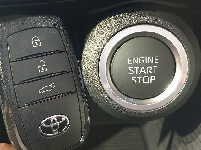 G 新車未登録 8型ディスプレイオーディオ バックモニター スマートキー レーダークルーズ セーフティS ハーフレザー 電動リアゲート 純正18インチAW Bluetoothオーディオ(11枚目)
