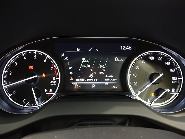 G 新車未登録 8型ディスプレイオーディオ バックモニター スマートキー レーダークルーズ セーフティS ハーフレザー 電動リアゲート 純正18インチAW Bluetoothオーディオ(39枚目)