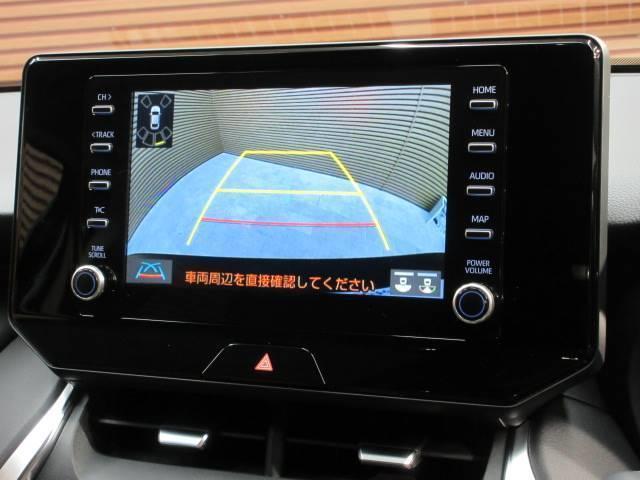 S 新車未登録 ディスプレイオーディオ セーフティセンス レーダークルーズコントロール 衝突軽減 スマートキー クリアランスソナー Bluetoothオーディオ 純正AW バックモニター(6枚目)