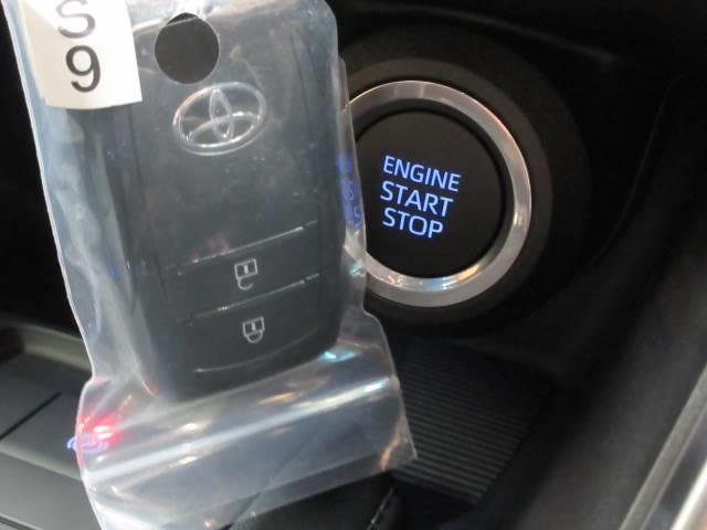 S 新車未登録 ディスプレイオーディオ セーフティセンス レーダークルーズコントロール 衝突軽減 スマートキー クリアランスソナー Bluetoothオーディオ 純正AW バックモニター(11枚目)