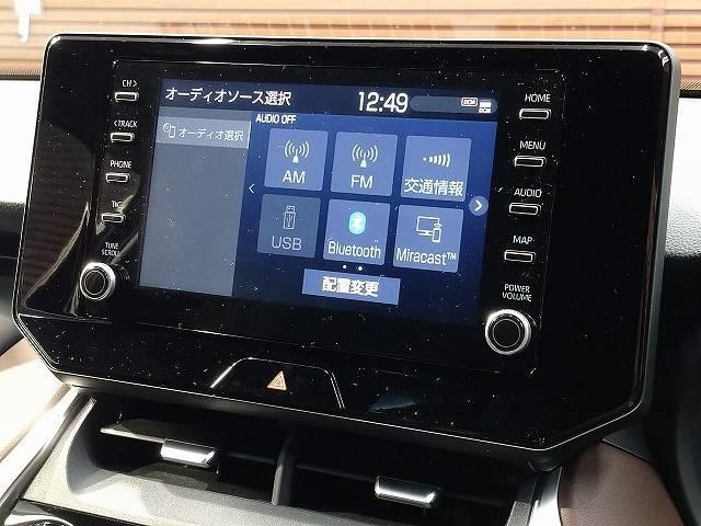 G 新車 ディスプレイオーディオ バックモニター Bluetoothオーディオ セーフティS レーダークルーズ 衝突軽減 ハーフレザー 電動リアゲート クリアランスソナー LEDヘッド スマートキー(3枚目)