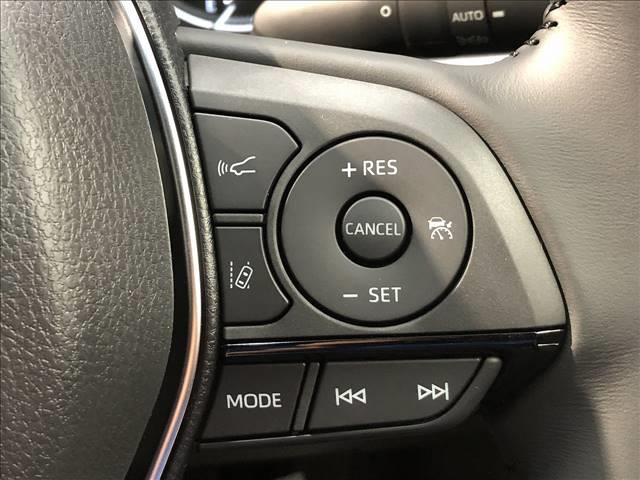G 新車 ディスプレイオーディオ バックモニター Bluetoothオーディオ セーフティS レーダークルーズ 衝突軽減 ハーフレザー 電動シート スマートキー LEDヘッド クリアランスソナー(7枚目)