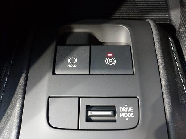G 新車未登録 8型ディスプレイオーディオ バックモニター セーフティS レーダークルーズ 衝突軽減 ハーフレザー 電動リアゲート スマートキー Bluetoothオーディオ 純正18インチAW(10枚目)