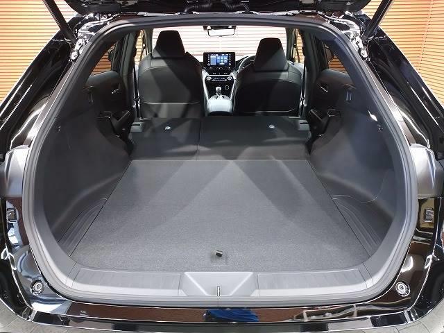 G 新車未登録 8型ディスプレイオーディオ バックモニター セーフティS レーダークルーズ 衝突軽減 ハーフレザー 電動リアゲート スマートキー Bluetoothオーディオ 純正18インチAW(12枚目)