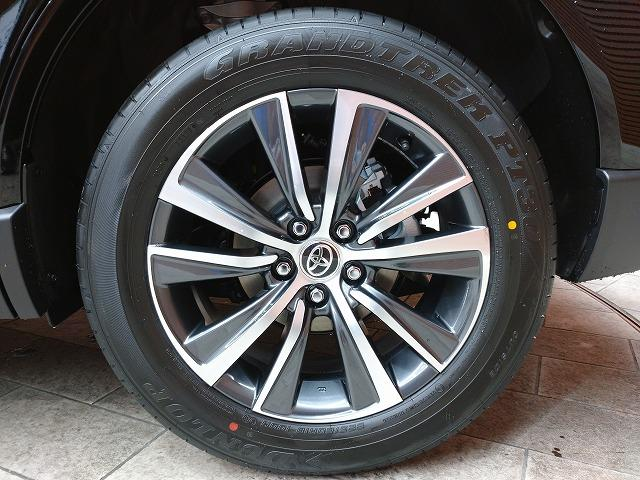 G 新車未登録 8型ディスプレイオーディオ バックモニター セーフティS レーダークルーズ 衝突軽減 ハーフレザー 電動リアゲート スマートキー Bluetoothオーディオ 純正18インチAW(21枚目)