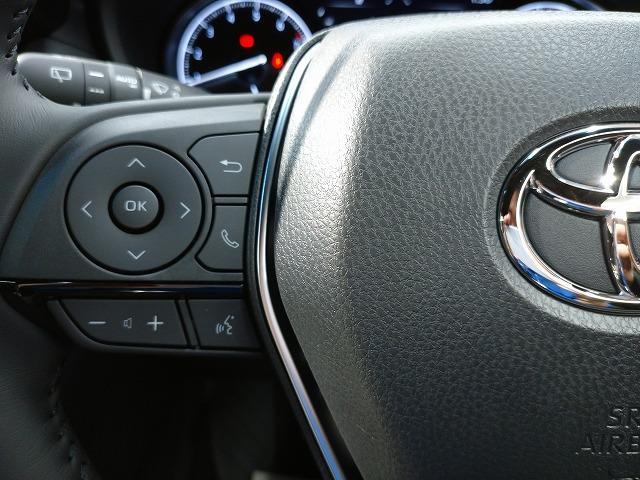 G 新車未登録 8型ディスプレイオーディオ バックモニター セーフティS レーダークルーズ 衝突軽減 ハーフレザー 電動リアゲート スマートキー Bluetoothオーディオ 純正18インチAW(32枚目)
