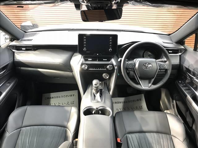 G 新車未登録 ディスプレイオーディオ バックモニター Bluetoothオーディオ セーフティS レーダークルーズ 電動リアゲート ハーフレザー パワーシート 純正18インチAW(2枚目)