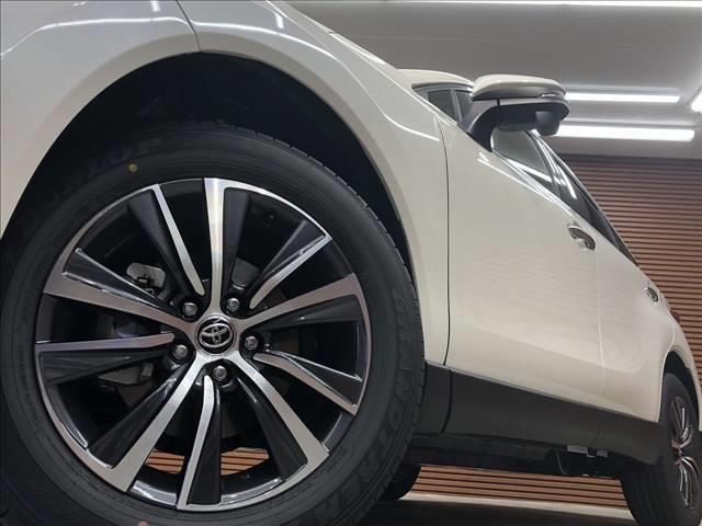 G 新車未登録 ディスプレイオーディオ バックモニター Bluetoothオーディオ セーフティS レーダークルーズ 電動リアゲート ハーフレザー パワーシート 純正18インチAW(19枚目)