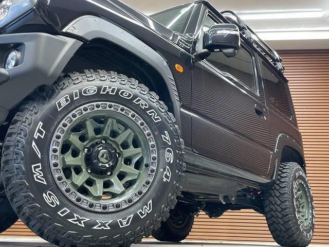 XC 4WD リフトアップ カスタム LEDヘッドライト フォグランプ オートライト シートヒーター シートカバー 革巻きステアリング ステアリングスイッチ クルーズコントロール ダウンヒルアシスト(19枚目)