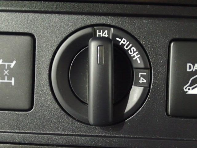 TX 純正SDTV カメラ LEDヘッド ディーゼル 4WD(10枚目)