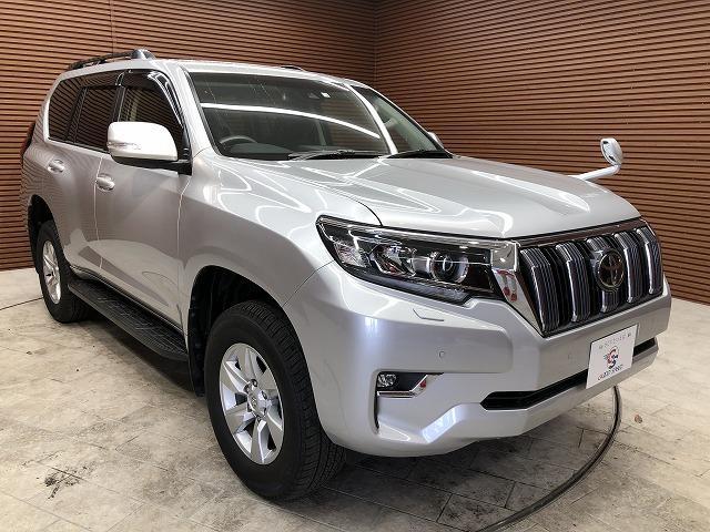「トヨタ」「ランドクルーザープラド」「SUV・クロカン」「愛知県」の中古車8