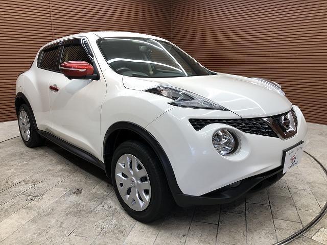 「日産」「ジューク」「SUV・クロカン」「愛知県」の中古車9
