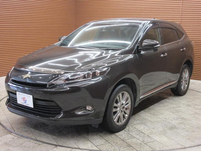 「トヨタ」「ハリアー」「SUV・クロカン」「愛知県」の中古車12