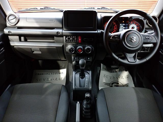 XC スマートキー プッシュスタート シートヒーター LEDヘッド クルーズコントロール スズキセーフティーサポートシステム パートタイム4WD 純正16インチAW(7枚目)