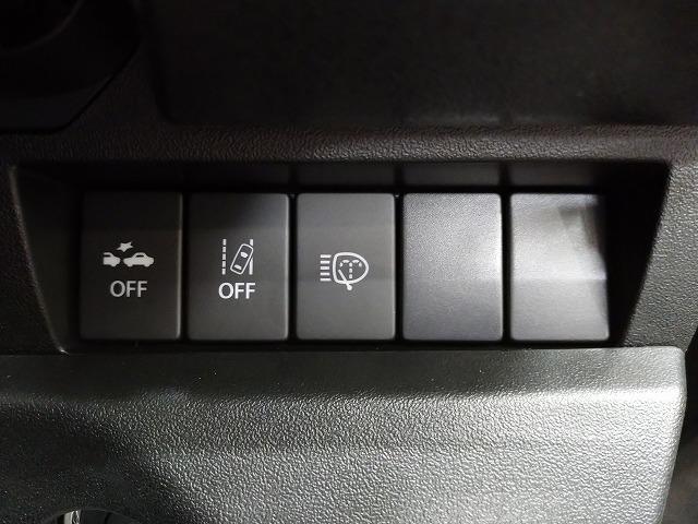 XC スマートキー プッシュスタート シートヒーター LEDヘッド クルーズコントロール スズキセーフティーサポートシステム パートタイム4WD 純正16インチAW(11枚目)