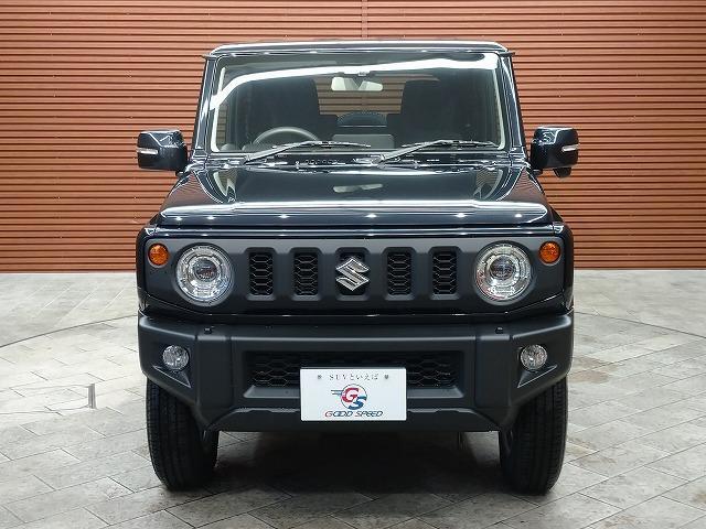XC スマートキー プッシュスタート シートヒーター LEDヘッド クルーズコントロール スズキセーフティーサポートシステム パートタイム4WD 純正16インチAW(13枚目)