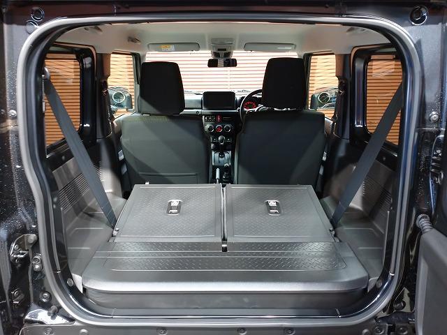 XC スマートキー プッシュスタート シートヒーター LEDヘッド クルーズコントロール スズキセーフティーサポートシステム パートタイム4WD 純正16インチAW(18枚目)