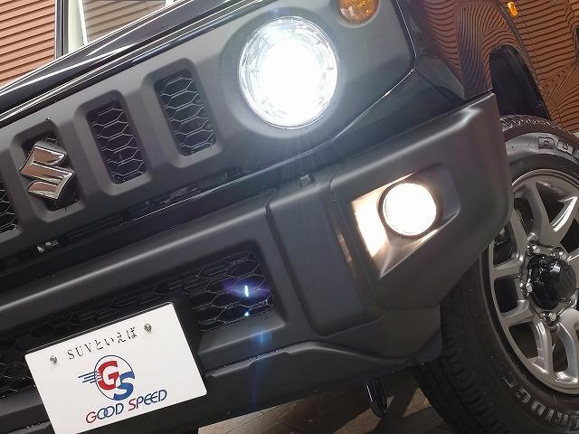 XC スマートキー プッシュスタート シートヒーター LEDヘッド クルーズコントロール スズキセーフティーサポートシステム パートタイム4WD 純正16インチAW(20枚目)