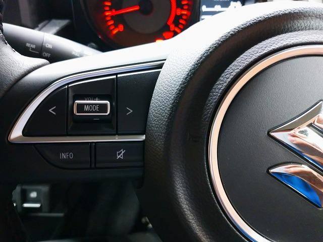 XC スマートキー プッシュスタート シートヒーター LEDヘッド クルーズコントロール スズキセーフティーサポートシステム パートタイム4WD 純正16インチAW(32枚目)