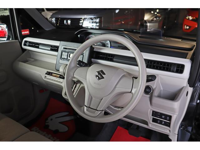 ハイブリッドFX 衝突軽減装置 車線逸脱防止 誤発進抑制機能 HUD オートライト 禁煙車 アイドリングストップ ベンチシート(6枚目)