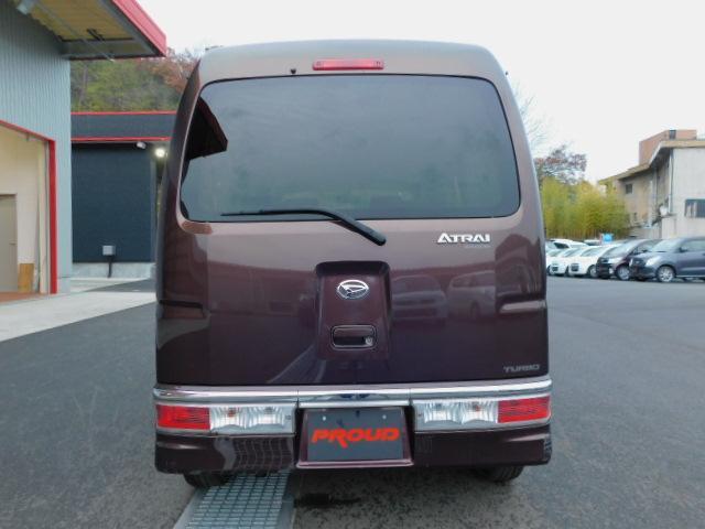 カスタムターボR 1年保証 ワンオーナー ターボ 両側スライドドア キーレス 電格ミラー オートエアコン CD再生 タイミングチェーン 修復歴無 ベンチシート(6枚目)