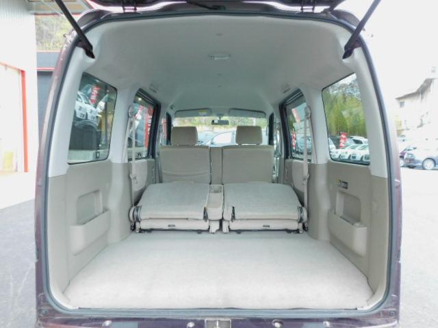 カスタムターボR 1年保証 ワンオーナー ターボ 両側スライドドア キーレス 電格ミラー オートエアコン CD再生 タイミングチェーン 修復歴無 ベンチシート(9枚目)