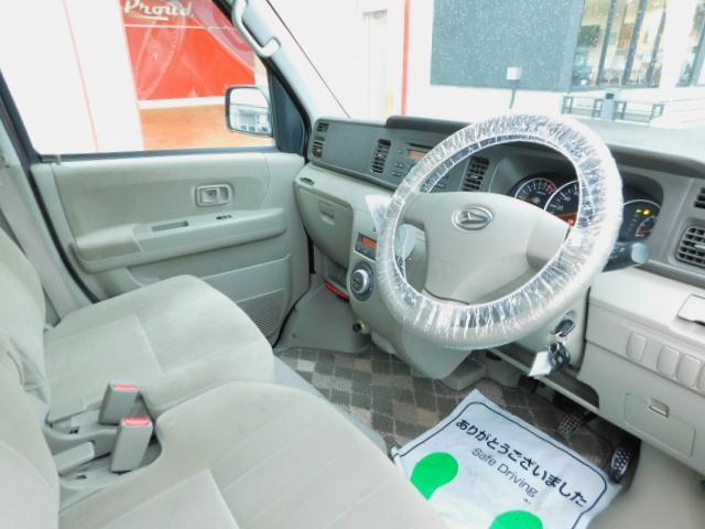 カスタムターボR 1年保証 ワンオーナー ターボ 両側スライドドア キーレス 電格ミラー オートエアコン CD再生 タイミングチェーン 修復歴無 ベンチシート(12枚目)