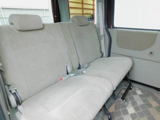 カスタムターボR 1年保証 ワンオーナー ターボ 両側スライドドア キーレス 電格ミラー オートエアコン CD再生 タイミングチェーン 修復歴無 ベンチシート(13枚目)