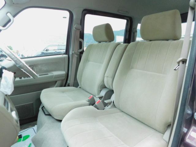 カスタムターボR 1年保証 ワンオーナー ターボ 両側スライドドア キーレス 電格ミラー オートエアコン CD再生 タイミングチェーン 修復歴無 ベンチシート(14枚目)