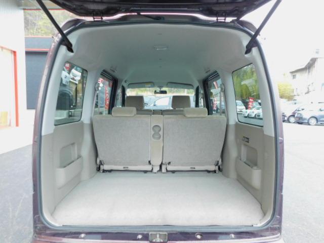 カスタムターボR 1年保証 ワンオーナー ターボ 両側スライドドア キーレス 電格ミラー オートエアコン CD再生 タイミングチェーン 修復歴無 ベンチシート(35枚目)