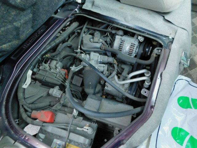 カスタムターボR 1年保証 ワンオーナー ターボ 両側スライドドア キーレス 電格ミラー オートエアコン CD再生 タイミングチェーン 修復歴無 ベンチシート(63枚目)