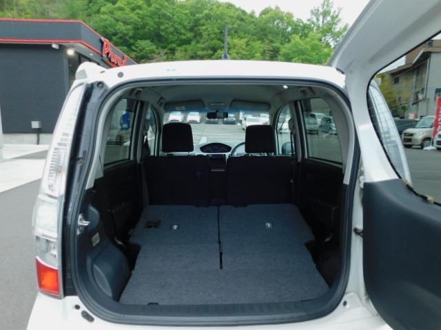 カスタム RS 1年保証 ターボ エアロ スマートキー プッシュスタート 社外アルミ ETC HID フォグライト オートライト オートエアコン モモステアリング 電格ミラー ベンチシート タイミングチェーン(17枚目)