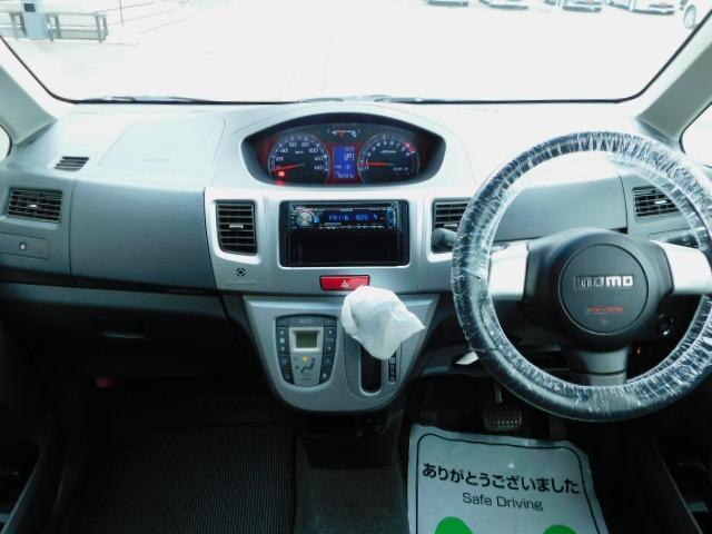 カスタム RS 1年保証 ターボ エアロ スマートキー プッシュスタート 社外アルミ ETC HID フォグライト オートライト オートエアコン モモステアリング 電格ミラー ベンチシート タイミングチェーン(20枚目)