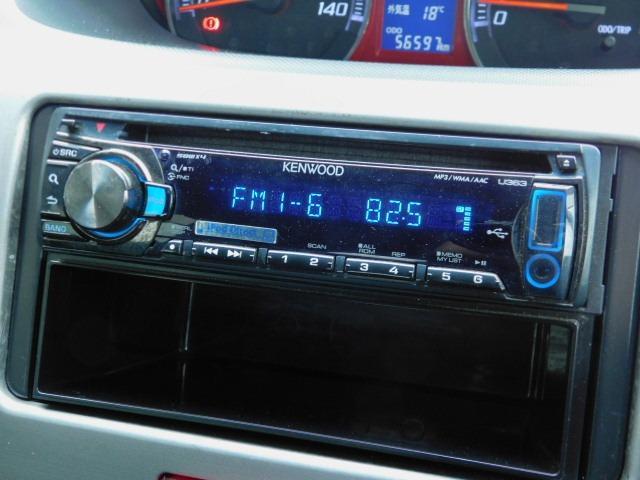 カスタム RS 1年保証 ターボ エアロ スマートキー プッシュスタート 社外アルミ ETC HID フォグライト オートライト オートエアコン モモステアリング 電格ミラー ベンチシート タイミングチェーン(42枚目)