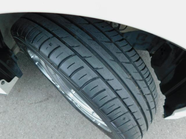 カスタム RS 1年保証 ターボ エアロ スマートキー プッシュスタート 社外アルミ ETC HID フォグライト オートライト オートエアコン モモステアリング 電格ミラー ベンチシート タイミングチェーン(67枚目)