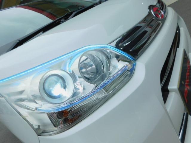 カスタム RS 1年保証 ターボ エアロ スマートキー プッシュスタート 社外アルミ ETC HID フォグライト オートライト オートエアコン モモステアリング 電格ミラー ベンチシート タイミングチェーン(69枚目)