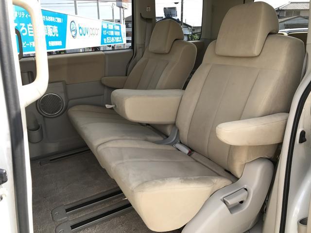4WD 両側パワスラ ROARエアロ HDDナビ 後席モニタ(10枚目)