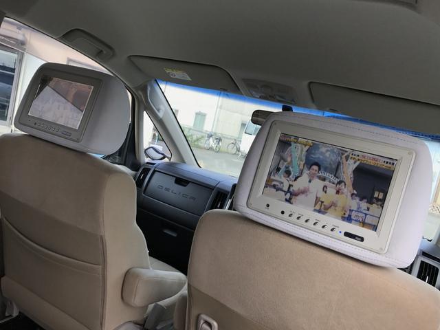4WD 両側パワスラ ROARエアロ HDDナビ 後席モニタ(14枚目)