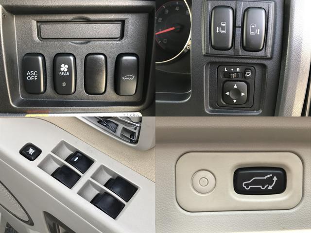 4WD 両側パワスラ ROARエアロ HDDナビ 後席モニタ(15枚目)