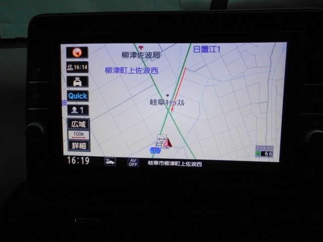 660 X 9インチ画面ナビ エマジェンシーブレーキ(6枚目)