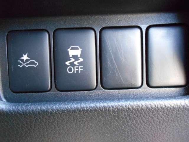 横滑り防止装置横滑りを軽減し、車両の安定性を向上させます。赤外線レーザーレーダーで前方の車両を検知。衝突の危険性があると緊急ブレーキを作動させて衝突を回避、または衝突時の被害を軽減します。