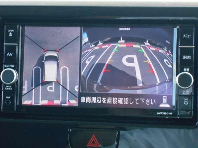 X Vセレクション 660 4WD 踏み間違い防止 両側オートスライドドア メモリーナビMM319D-W 全周囲モニター シートヒーター 14インチアルミ(6枚目)