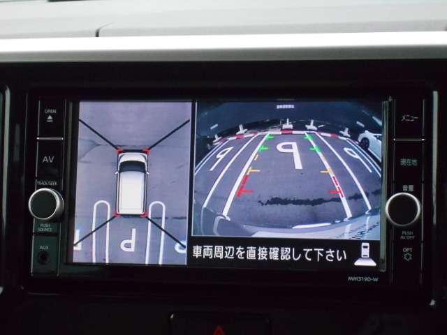 X 660 4WD 全周囲カメラ 衝突被害軽減ブレーキ  踏み間違い防止 純正メモリーナビ(MM319D-W) 左オートスライドドア シートヒーター(7枚目)