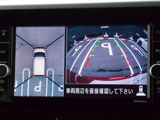 X Vセレクション 660 4WD 全周囲カメラ 純正メモリーナビ(MM319D-W) 衝突被害軽減ブレーキ 踏み間違い防止 両側オートスライドドア 運転席シートヒーター(6枚目)