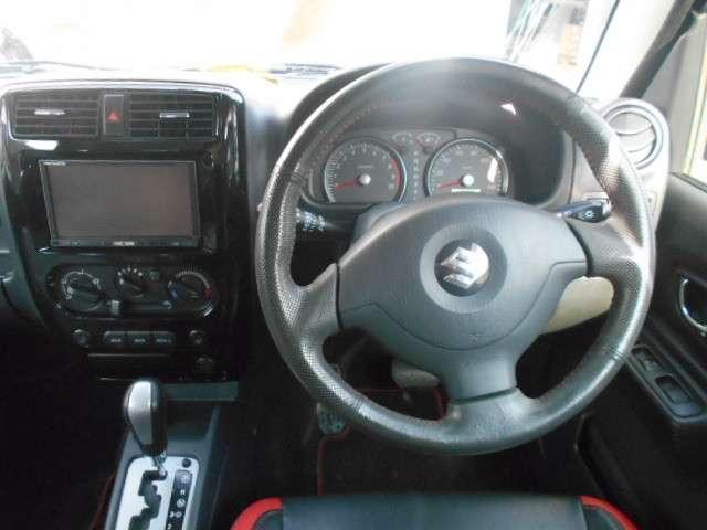 クロスアドベンチャー 4WD 社外HDDナビ フルセグ 社外ETC(4枚目)