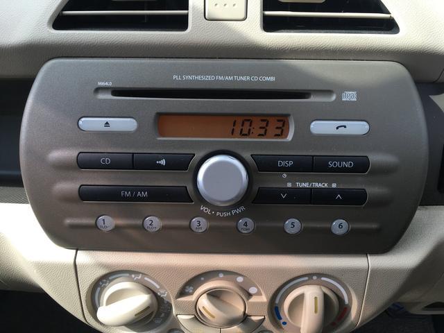 F 1オーナー 禁煙車 純正CDオーディ FM/AMラジオ キーレス(24枚目)